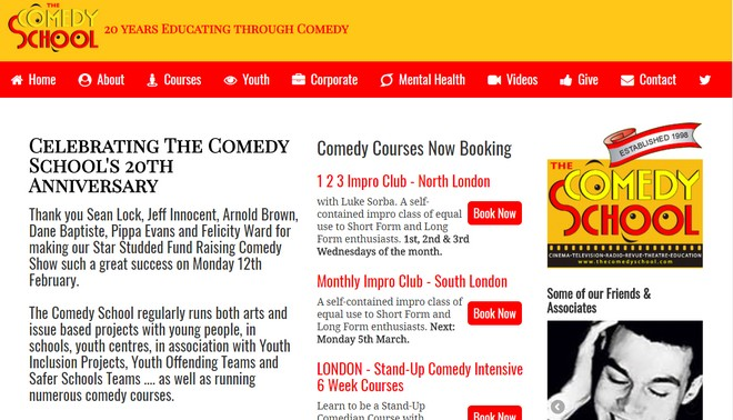The Comedy School