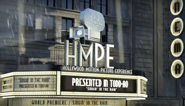 Hollywood Motion Picture Experience